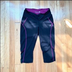 Old Navy active fitted leggings small